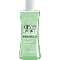 Biały Jeleń Hipoalergiczny żel do mycia twarzy z aloesem i ogórkiem 175 ml