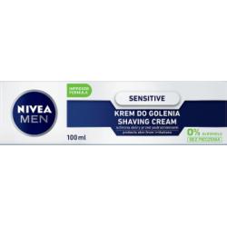 NIVEA MEN Sensitive Krem do golenia 100 ml