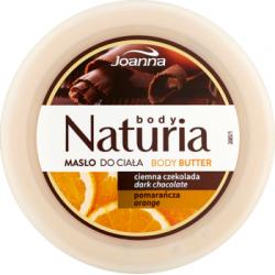 Joanna Naturia body Masło do ciała ciemna czekolada pomarańcza 250 g