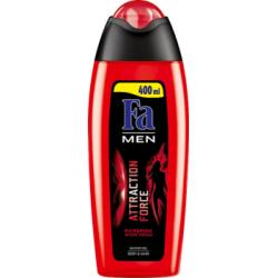 Fa Men Attraction Force Żel pod prysznic 400 ml