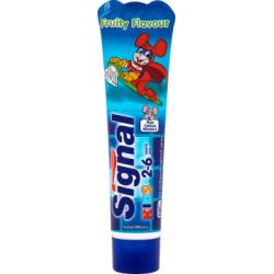 Signal Kids Pasta do zębów dla dzieci 2-6 lat 50 ml