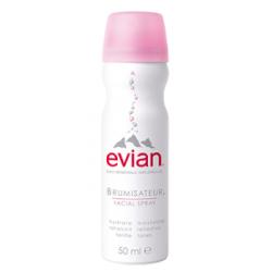 Evian Woda mineralna w sprayu 50 ml