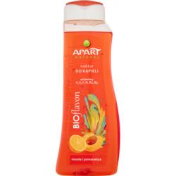 Apart Natural Bioflavon Nektar do kąpieli morela i pomarańcza 750 ml