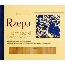 Joanna Rzepa Ampułki wzmacniające 4 x 10 ml
