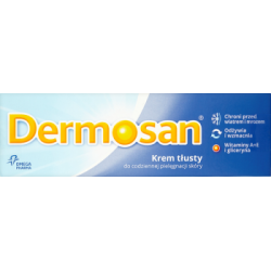 Dermosan Krem tłusty do codziennej pielęgnacji skóry 40 g