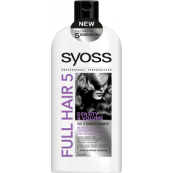 Syoss Full Hair 5 Density & Volume Odżywka 500 ml