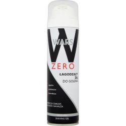 Wars Zero Łagodzący żel do golenia 200 ml