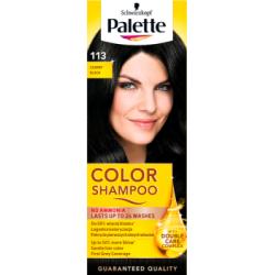 Palette Color Shampoo Szampon koloryzujący Czarny 113