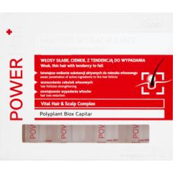 Joanna Power Hair Ampułki wzmacniające