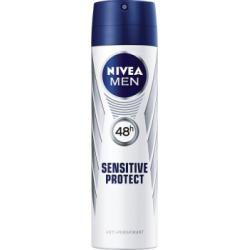 NIVEA MEN Sensitive Protect 48 h Antyperspirant w aerozolu 150 ml