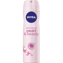 NIVEA Pearl and Beauty 48 h Antyperspirant w aerozolu dla kobiet 150 ml