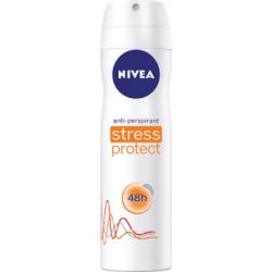 NIVEA Stress Protect 48 h Antyperspirant w aerozolu dla kobiet 150 ml