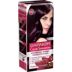 Garnier Color Sensation Farba do włosów 3.16 Głęboki ametyst