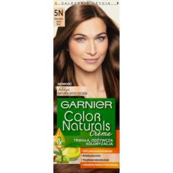 Garnier Color Naturals Creme Farba do włosów 5N Naturalny jasny brąz