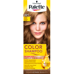 Palette Color Shampoo Szampon koloryzujący Średni blond 321