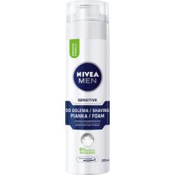 NIVEA MEN Sensitive Pianka do golenia 200 ml