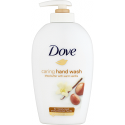 Dove Shea Butter with Warm Vanilla Kremowy płyn myjący 250 ml