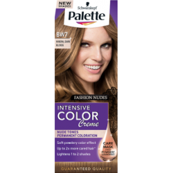 Palette Intensive Color Creme Farba do włosów Mineralny ciemny blond BW7