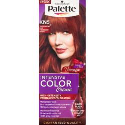 Palette Intensive Color Creme Farba do włosów Truskawkowy brąz KN5