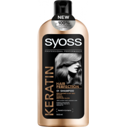 Syoss Keratin Hair Perfection Szampon 500 ml