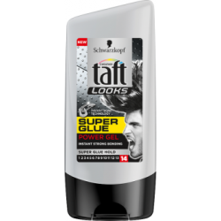 Taft Looks Super Glue Żel do włosów 150 ml