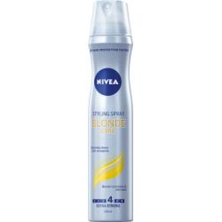 NIVEA Blonde Care Lakier do włosów 250 ml