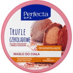 Perfecta SPA Trufle czekoladowe Masło do ciała regenerujące 225 ml