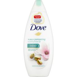 Dove Purely Pampering Pistachio Cream with Magnolia Odżywczy żel pod prysznic 250 ml