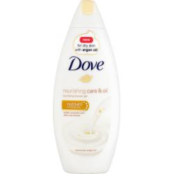 Dove Nourishing Care & Oil Moroccan Argan Oil Żel pod prysznic 250 ml