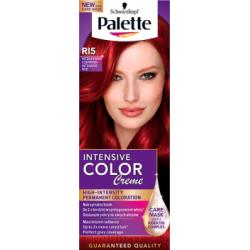 Palette Intensive Color Creme Farba do włosów Intensywna czerwień R15