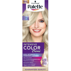 Palette Intensive Color Creme Farba do włosów Ultrapopielaty blond A10