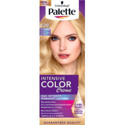 Palette Intensive Color Creme Farba do włosów Superjasny blond E20