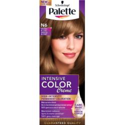Palette Intensive Color Creme Farba do włosów Średni blond N6