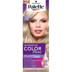Palette Intensive Color Creme Farba do włosów Mroźny srebrny blond C10