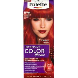 Palette Intensive Color Creme Farba do włosów Szkarłatna czerwień RV6