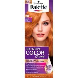 Palette Intensive Color Creme Farba do włosów Jasna miedź K8