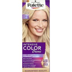 Palette Intensive Color Creme Farba do włosów Superplatynowy blond CI12