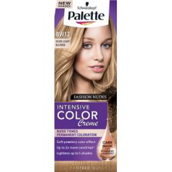 Palette Intensive Color Creme Farba do włosów Jasny blond nude BW12