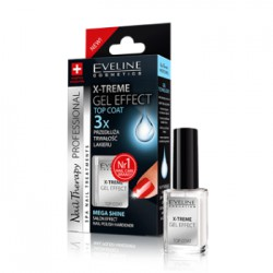 Eveline Top Coat X-Treme Gel Effect 12 ml