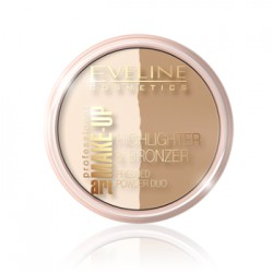 Eveline Puder duo ART PROFFESIONAL MAKE-UP GLAM
