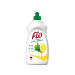 Flo Lemon & Mint Płyn do mycia naczyń 500ml width=