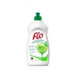 Flo Green Apple Płyn do mycia naczyń 500ml width=