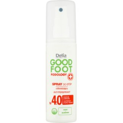 Delia Cosmetics Good Foot Podology Spray do stóp 100 ml width=