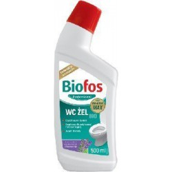 Biofos Professional wc żel BIO 500ml
