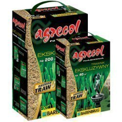 Agrecol Exclusive - trawnik ekskluzywny 1 kg