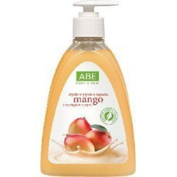 Abe mydło w płynie o zapachu mango 500 ml