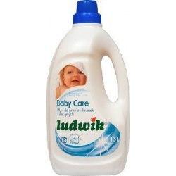 Ludwik płyn do prania ubranek dziecięcych 1,5 L