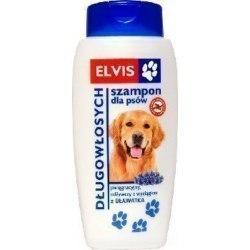 Elvis szampon dla psów długowłosych 300 ml