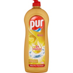 Pur Gold Lemon Płyn do mycia naczyń 700 ml