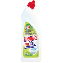 Meglio WC Gel Candeggina 750ml 5w1